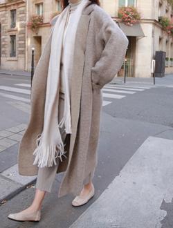 루루니트 coat(3col) 12/9 소량 입고예정 (주문후 7-10일소요)