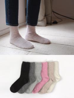 솔타앙고라 socks(6col)