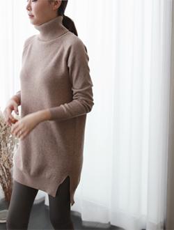 핀스폴라 knit(3col)(울혼방)