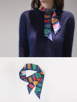리즈트윌리 scarf(실크)