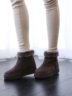 디움퍼 boots(3col)