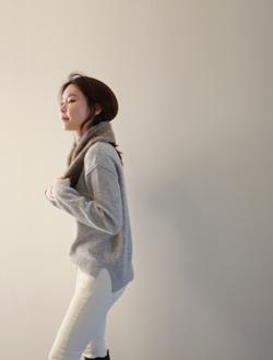 레스트앙고라 knit(2col)