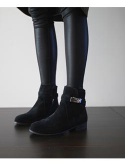가비버클 boots(2col)(송아지가죽)